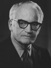 Barry Goldwater in 1973.