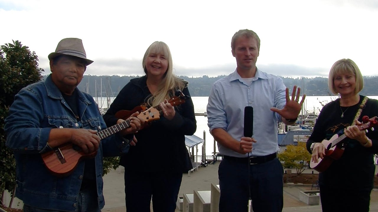Join Reporter Josh Farley for all the week's news in Bremerton, including a spate of fires, a new Uber service and a ukulele festival coming to town.