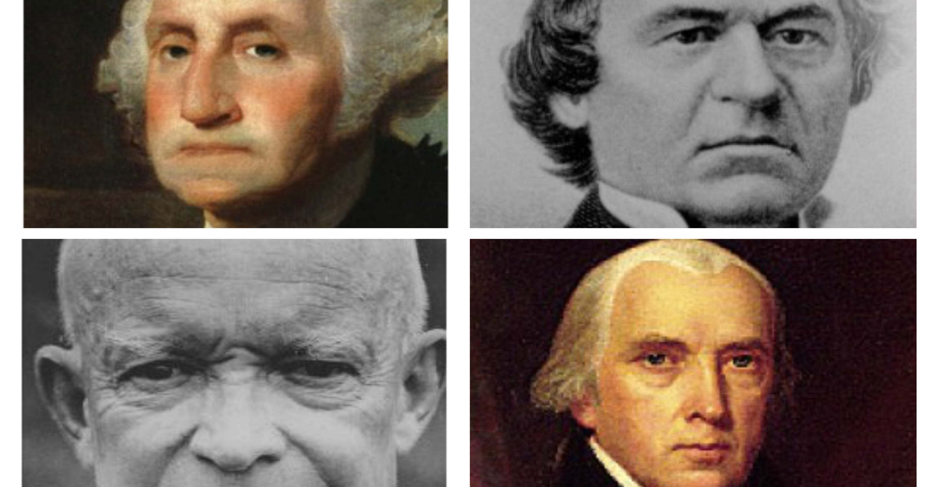 10 best (and 5 worst) U S  presidents