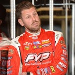 HOUSEHOLDER Knoxville Speedway regular Brian Brown excels during his stay in Pennsylvania