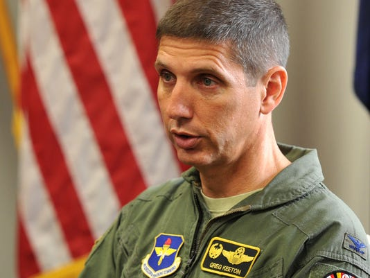 Sheppard Air Force Base Colonel Gregory Keeton to retire