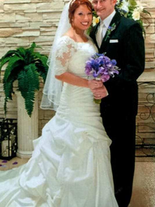 Weddings: Amanda Lee West & Robert Brett Groome