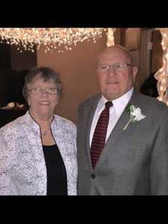 Anniversaries: Porter Miller & Priscilla Miller