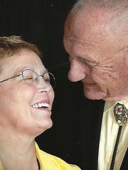 Harold Bengsch said he looks forward to spending more time with his wife, Darlene, after retirement.