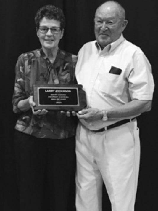 Anniversaries: Larry Andersen & Sharon Andersen
