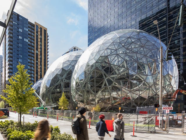 Washington architecture: 25 must-see buildings