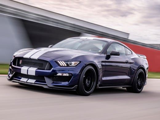 Ford Mustang Shelby Gt Has Gotten An Update