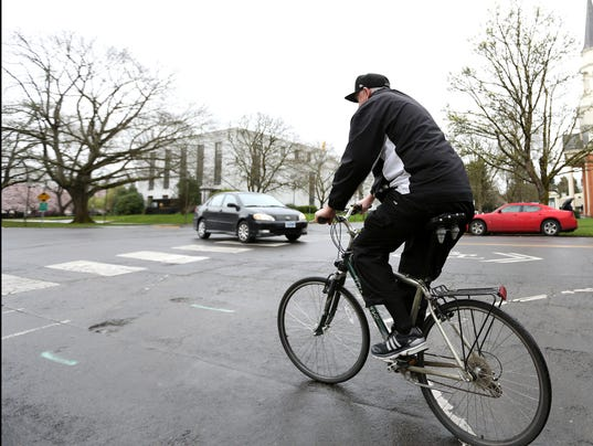 Bike-friendly LEAD option