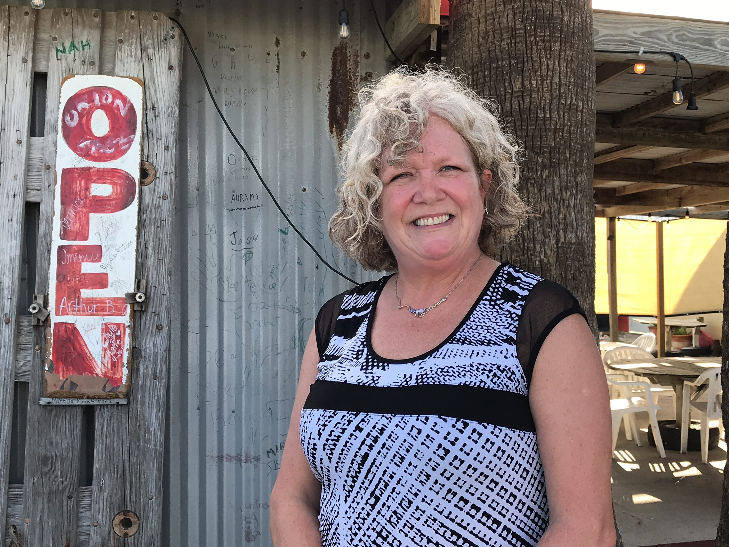 Ramona LeBlanc, owner of The Boiling Pot, took ownership of the Cajun eatery five years ago.