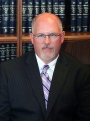 Lancaster Law Director Randall Ullom