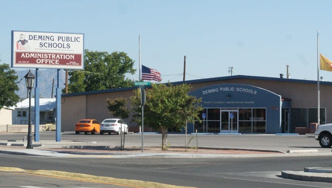 The Deming Public Schools administrative office is located at 400 Cody Road.