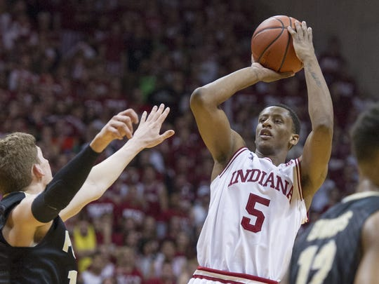 As Troy Williams goes, so go the Hoosiers?