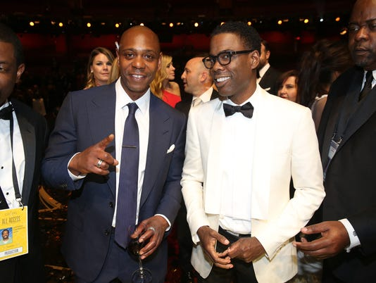 Dave Chappelle, Chris Rock