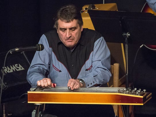 Guitarist Ross Shellard returns to the annual Tribute