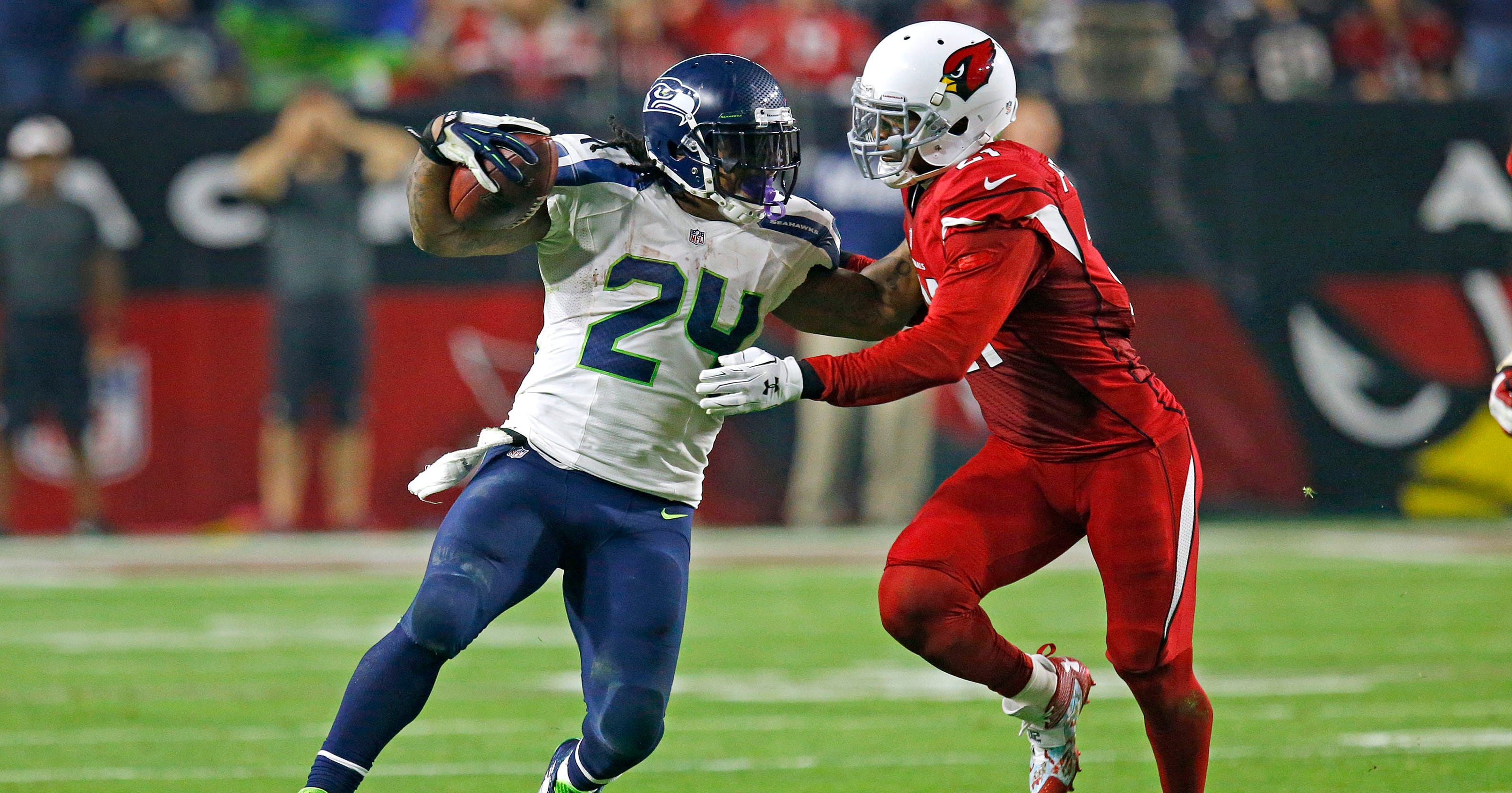 2b54c63cc6d Arizona Cardinals get run over by Seattle Seahawks