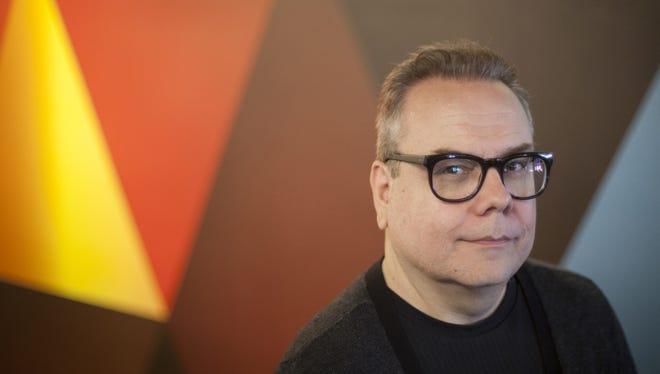 Mark Randall, vice president of innovation at Adobe and the mastermind behind Kickbox.