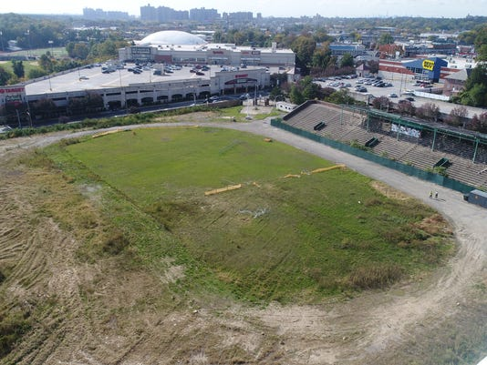 Memorial Field Drone Stills