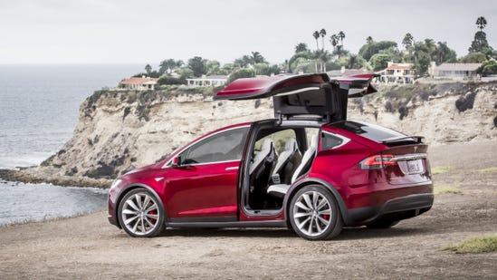 The Model X.