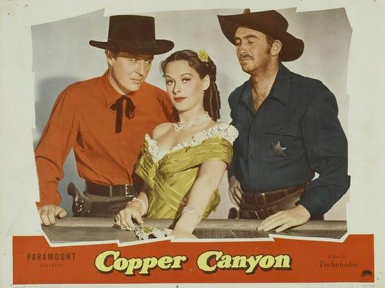 Copper Canyon, 1950