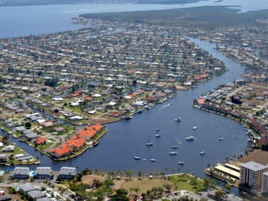 The water quality in the Bimini Basin in south Cape Coral is so bad that the Cape Coral Rotary Club has canceled its annual cardboard canoe race in the basin for later this month. People living on boats and dumping their waste into the basin is being blamed for the poor water quality.