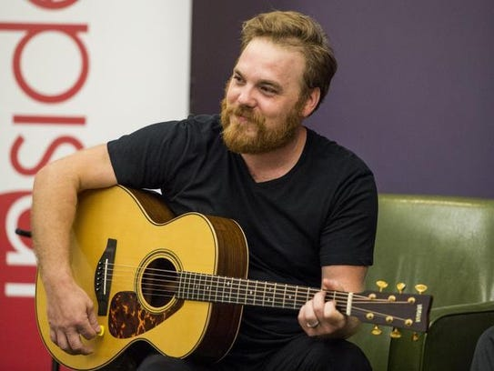 Singer Marc Broussard of Carencro joins Lafayette's