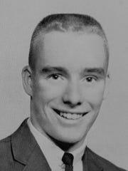 Earl Edmonds' senior photo