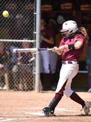 Annah Brittingham has excelled for the Salisbury University