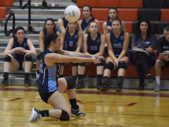 Defensive specialist Emily Gonzalez and the Wayne Valley girls volleyball team ride a 20-match win streak into the Group 3 state semifinals.
