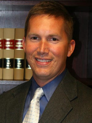 Rep. Quinn Johnson, chair of the Legislature's Joint Bond Bill Committee