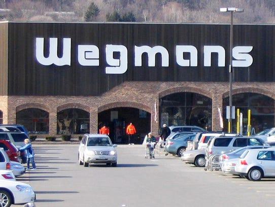 Wegmans was voted one of Fortune Magazine's 100 best