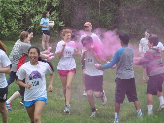 Raritan Valley Habitat Youth Rainbow Run will take place on April 22.