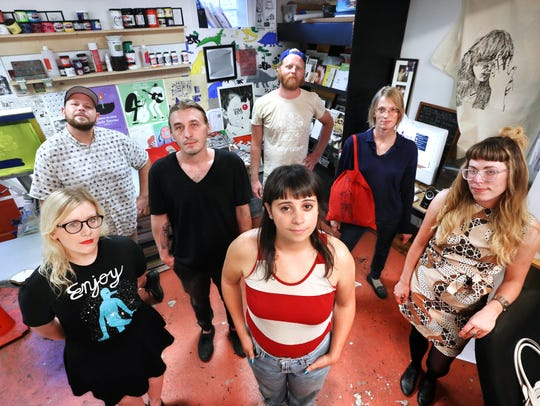The General Public Collective, made up of various local