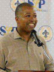 St. Landry Parish Superintendent Patrick Jenkins