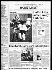 Battle Creek Sports History: Week of April 28, 1996