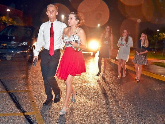South Western High School held their prom on Saturday, Oct. 3.