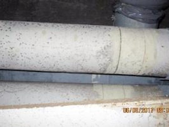 mold pipe