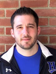 Kevin Hillman is in his fourth overall season as head coach at Horseheads.