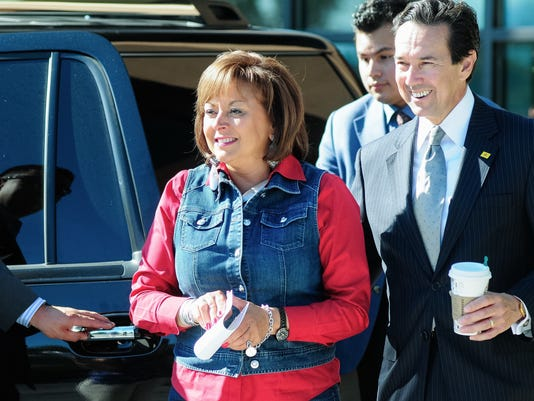 Susana Martinez Jobs 1