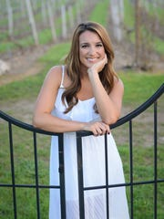Emily Deem is planning her wedding ceremony at Parallel 44 Winery in Kewaunee