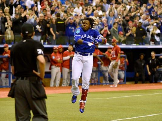 MLB: Spring Training-St. Louis Cardinals at Toronto Blue Jays