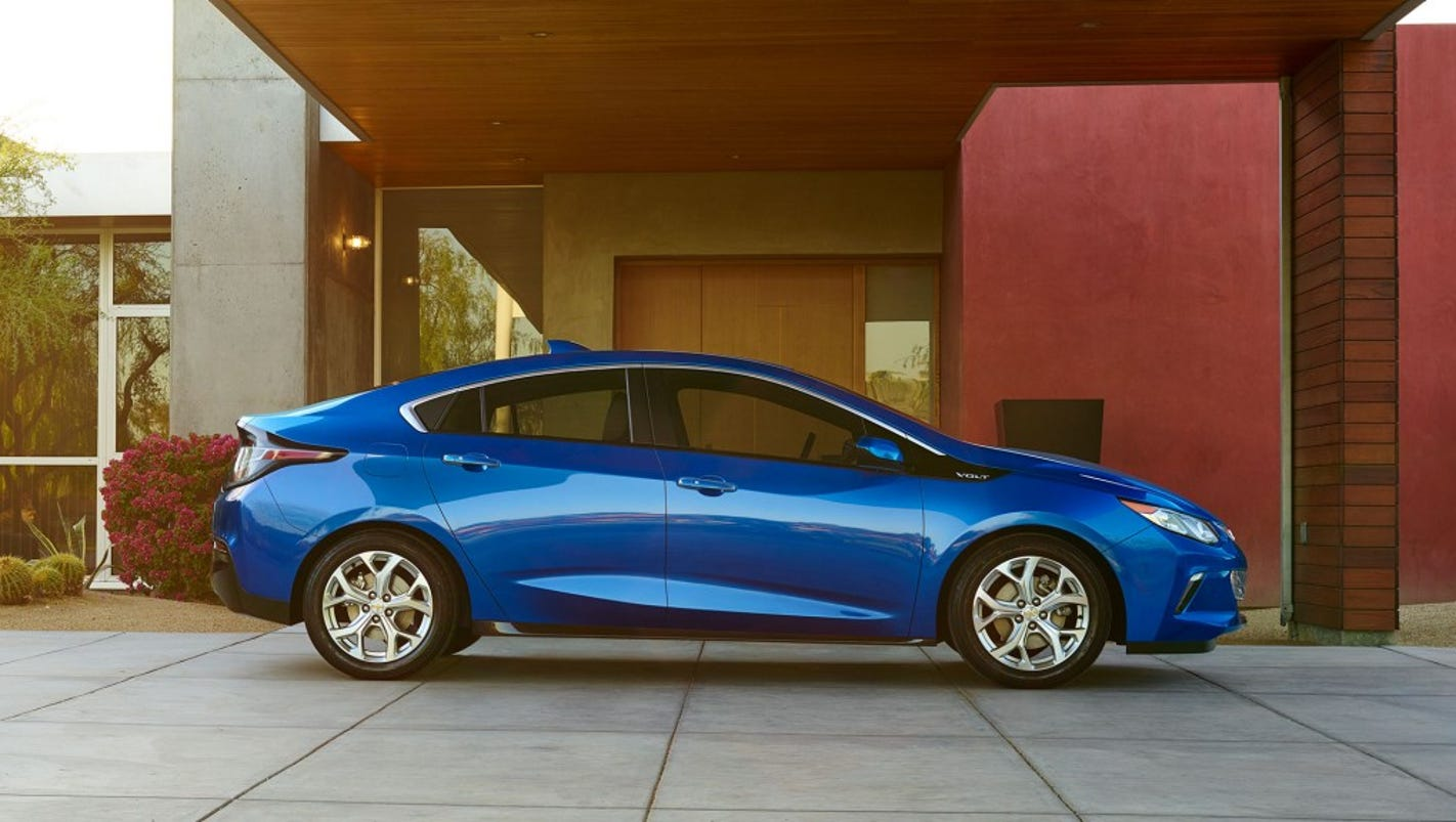 All Chevy chevy 2016 volt : Car review: 2016 Chevy Volt Premier