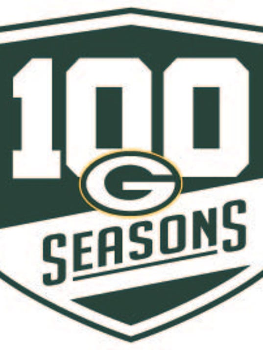 Packers 100 year logo