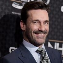Jon Hamm to play tennis for charity in Rancho Mirage