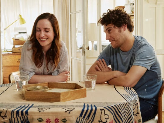 Anna (Zoe Lister-Jones) and Ben (Adam Pally) may appear