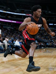 Winslow has been the second option for the Heat off the bench this season.