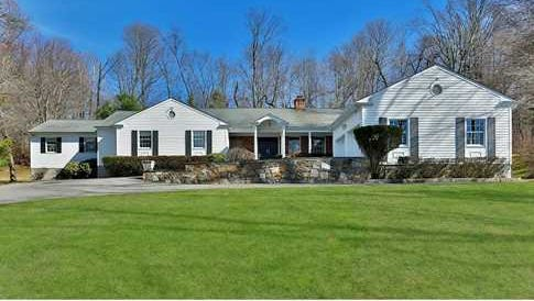 The Clintons bought the house next door to their current Chappaqua home.