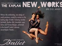 Win tickets to the Cincinnati Ballet