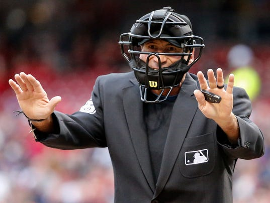 Umpire: MLB discrimination lawsuit should stay in Ohio