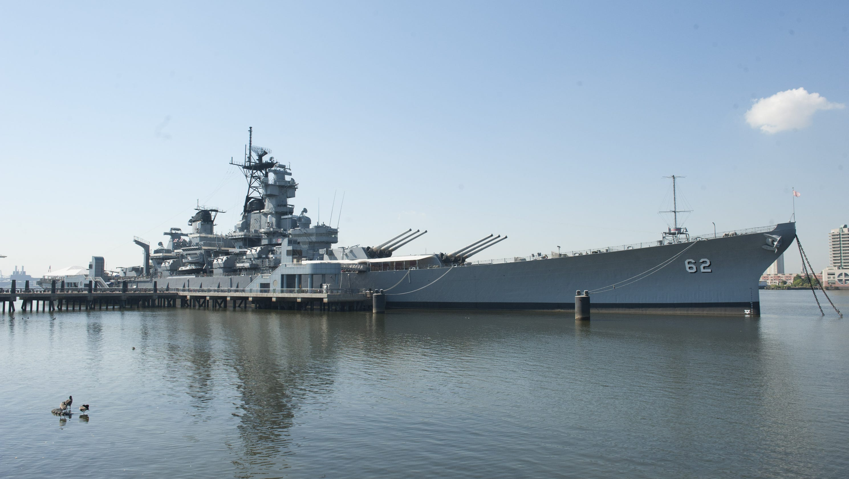 Ship To Ship Radio Event On Battleship