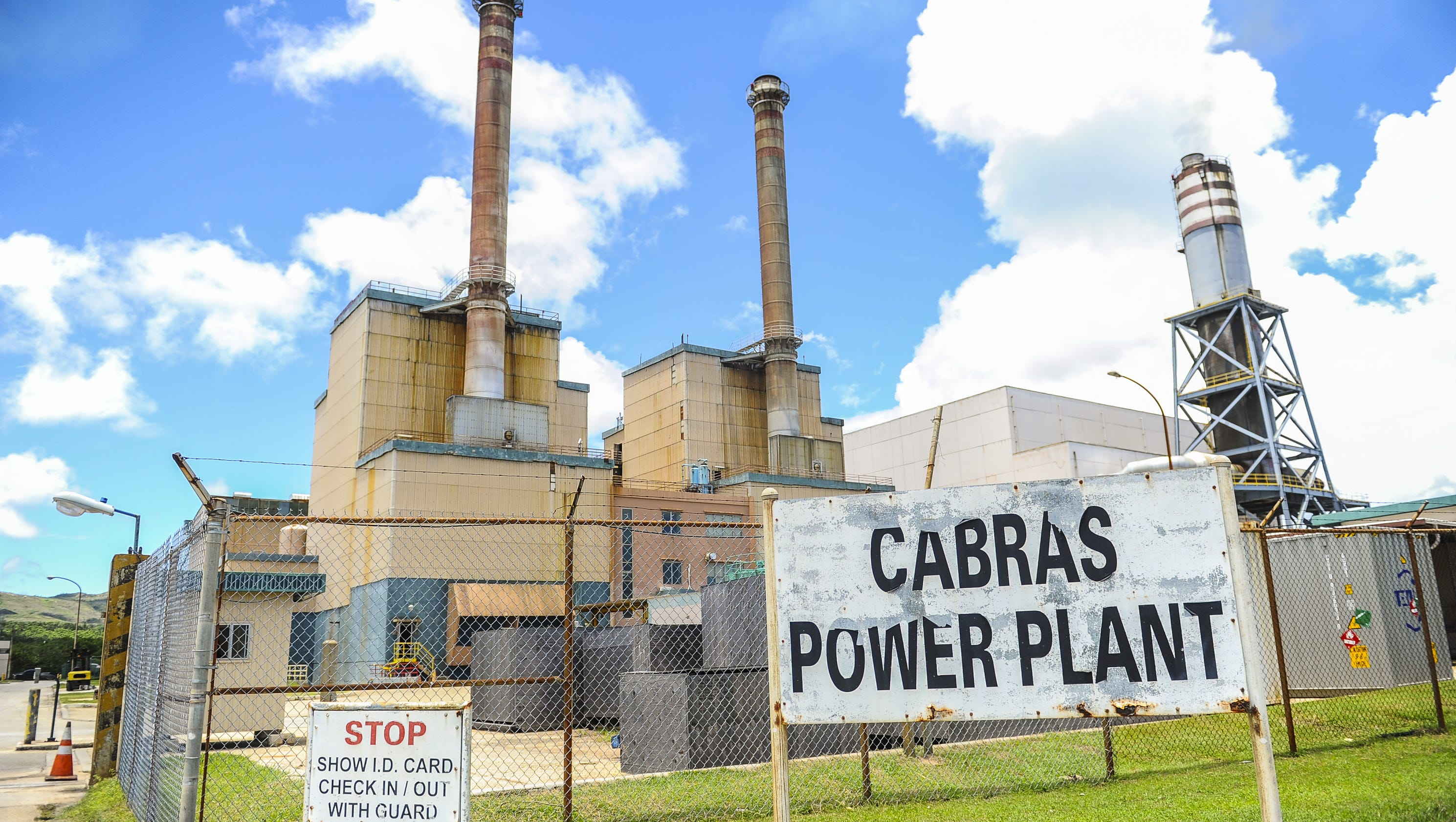 GPA pushes for new power plant in Harmon area